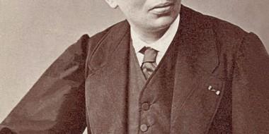 Abbildung: Albert Wolf, Foto: Nadar [Public domain or Public domain], via Wikimedia Commons