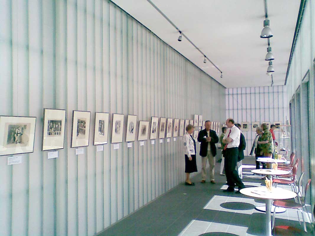 Ausstellungungseröffnung KirchenKai