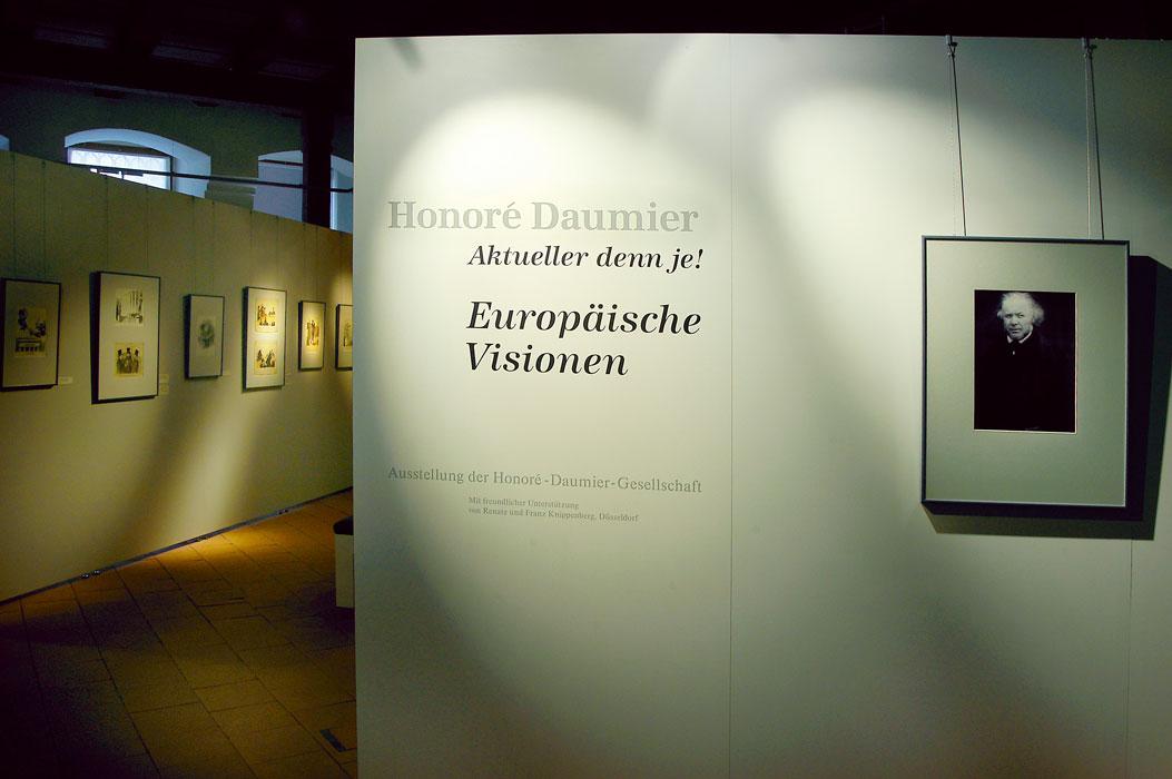 Europäische Visionen – Ausstellung