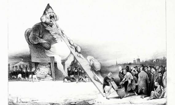 Gargantua. (1831)