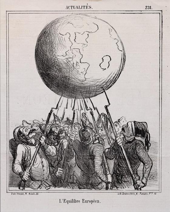 Ein europäisches Gleichgewicht