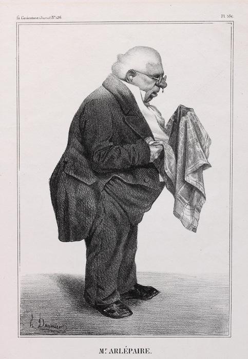 Mr. ARLÉPAIRE.