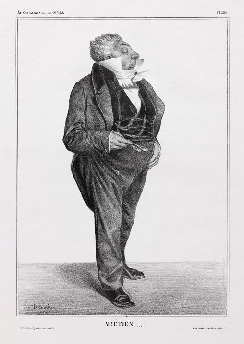 Mr. ÉTIEN.... (1833)