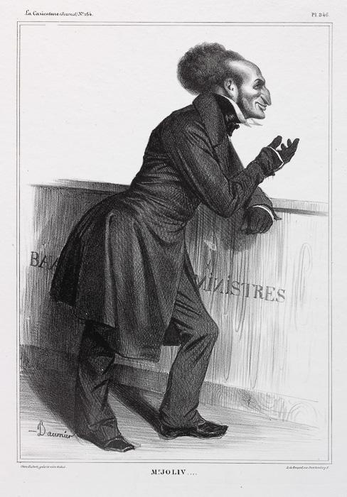 Mr. JOLIV.... (1833)