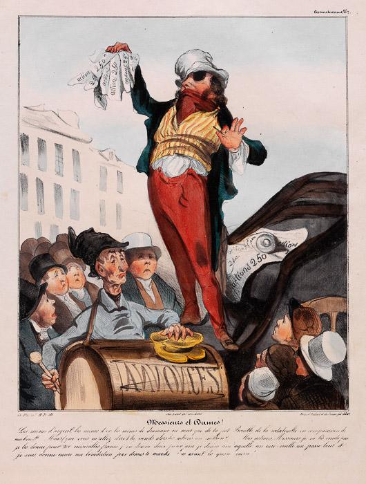 Messieurs et Dames ! (1836)