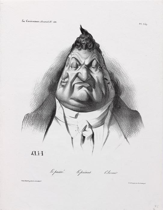 Le passé. Le présent. L'Avenir. (1874)