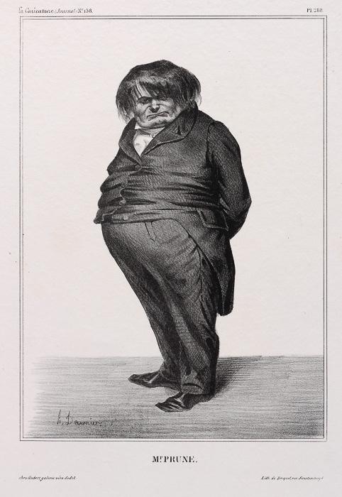 Mr. PRUNE. (1833)