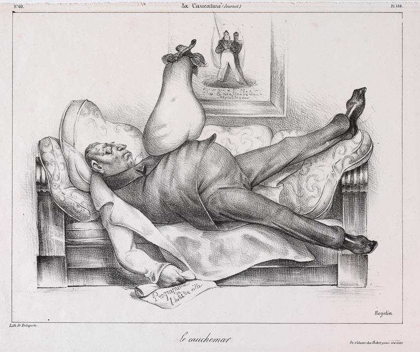 Der Albtraum. (1832)