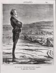 Der Traum des Erfinders des Zündnadelgewehrs zu Allerheiligen. (1866)