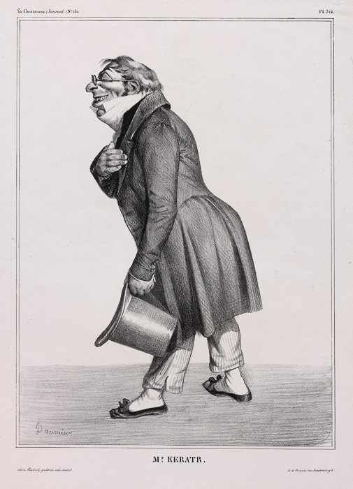 Mr. KERATR. (1833)