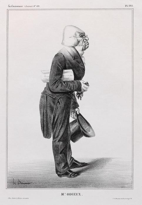Mr. ODIEUX. (1833)