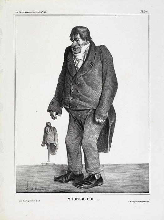 Mr. ROYER - COL.... (1833)