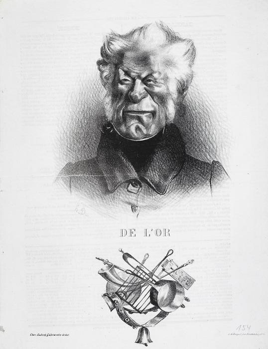 DE L'OR (1833)