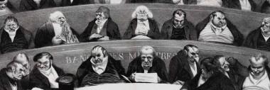 Daumier und seine Zeit