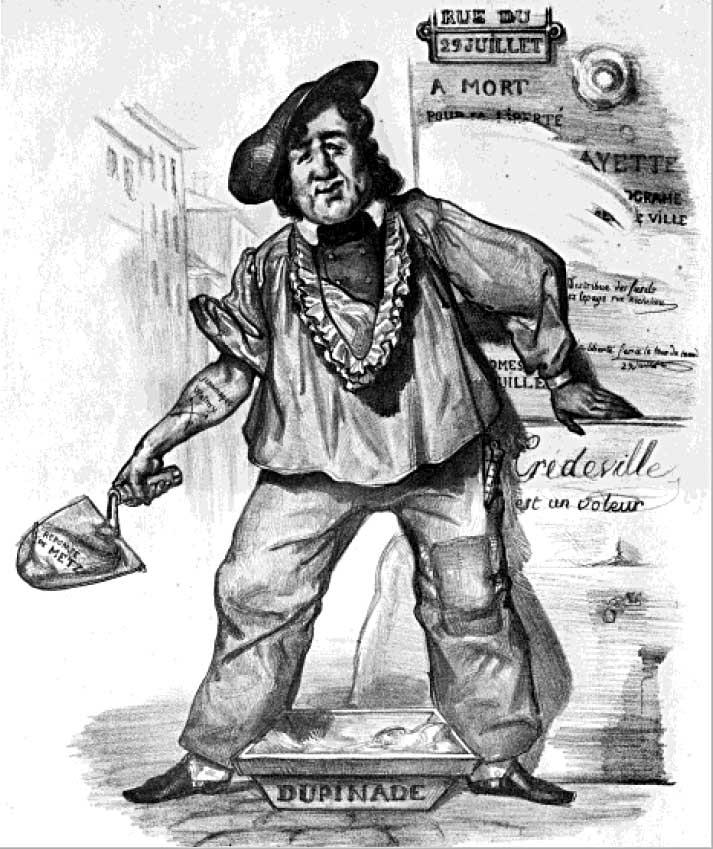 Übertünchung/Vertuschung (1831)